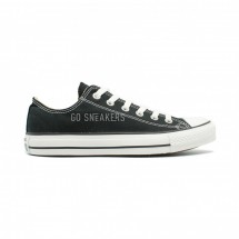 Converse All Star Chuck Taylor Low White-Black