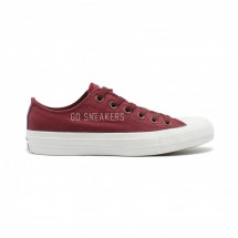 Converse All Star ll Chuck Taylor Low Burgundy