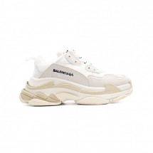Balenciaga Triple S Milk White