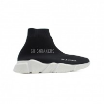 Balenciaga Trainer Black-White
