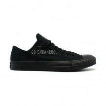 Converse All Star Chuck Taylor Low Black