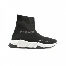 Balensiaga Supreme Speed Trainer Black