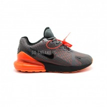 Nike Air Max 270 Flair KPU Grey-Orange