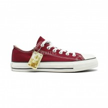 Converse All Star Chuck Taylor Low Bordeaux