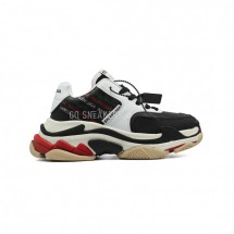 Balensiaga Triple S 2.0 Print Leather