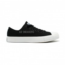 Converse All Star ll Chuck Taylor Low Black-White