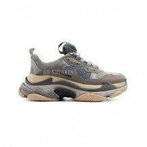 Balensiaga Triple S Grey