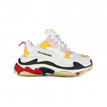 Balensiaga Triple S Multi Yellow