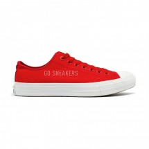 Converse All Star ll Chuck Taylor Low Red