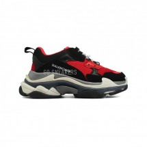 Balensiaga Triple S Red
