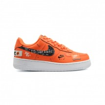 Nike Air Force 1 Low Orange x OFF White