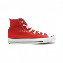 Converse All Star Chuck Taylor High Red
