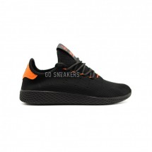 Adidas Tennis HU Black-Orange