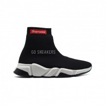Balenciaga Supreme Speed Trainer Black