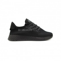 Adidas Tennis HU Total Black