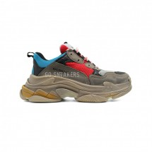 Balenciaga Triple S Multicilor 001