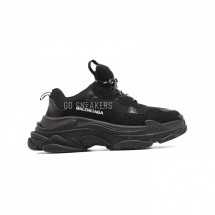 Balenciaga Triple S Total Black
