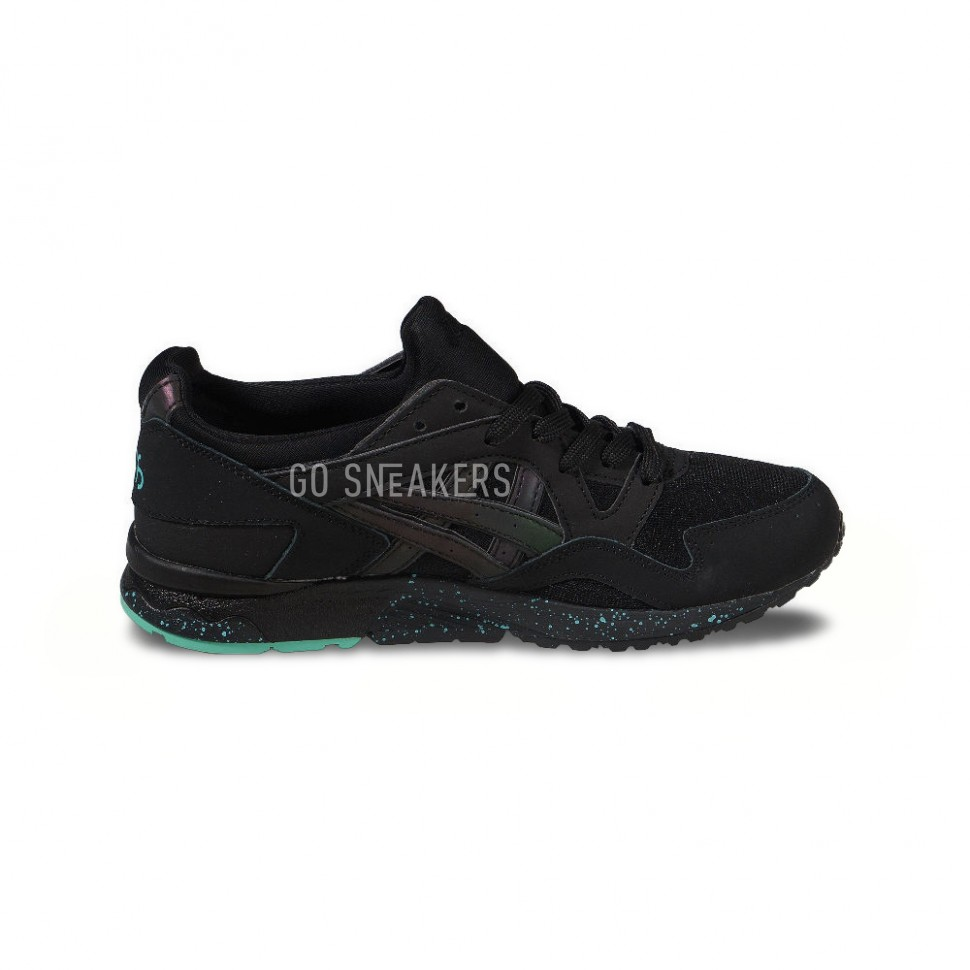 ASICS GEL LYTEV BLACK BLUE