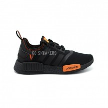 Adidas NMD Black-Orange