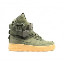 Nike SF AF1 Special Field Air Force 1 Women Olive