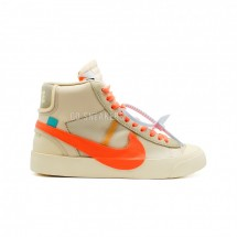 Nike Blazer Mid x OFF White All Hallow's Eve
