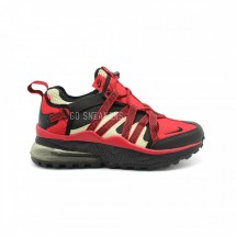 Nike Air Max 270 Bowfin University Red Zitron Black