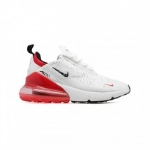 Nike Air Max 270 White-Red