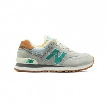 New Balance 574 Cruisin Light Grey