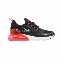 Nike Air Max 270 Black_Red