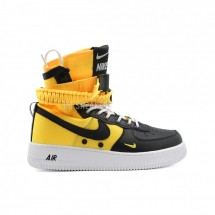 Nike SF AF1 Special Field Air Force 1 Black Yellow