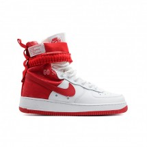 Nike SF AF1 Special Field Air Force 1 Red White